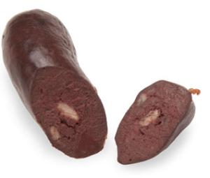 Boudin Noir Sausage
