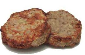 Breakfast Sausage Patty