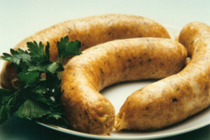 Brown Rice Boudin