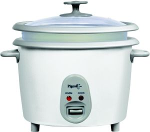 Double Pot Rice Cooker