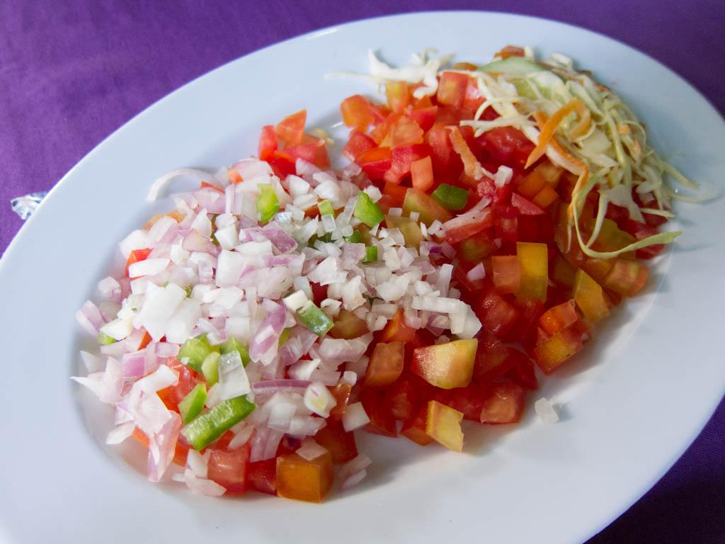 Food Dictionary - Condiments - Kachumbari