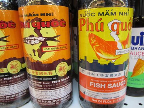 Phu Quoc Fish Sauce
