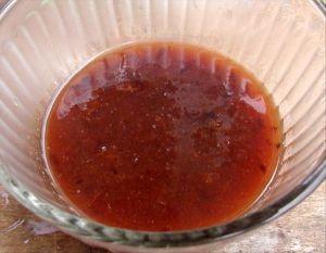 Plum sauce