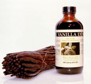Food Dictionary - Ingredients - Vanilla Extract