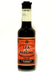 Food Dictionary - Ingredients - Worcestershire Sauce