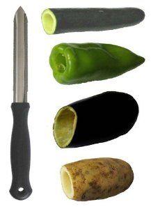 Zucchini Corer