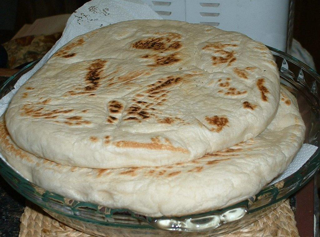 Bazlama  Bread