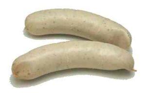 Bockwurst Sausage