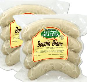 Boudin Blanc Sausage