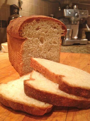 Buttery Bread