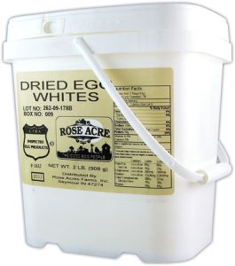 Dried Egg White