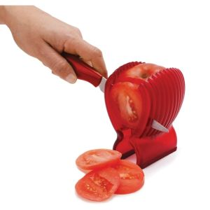 File Folder-Style Tomato Slicer