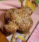 Colomba Pasquale Bread